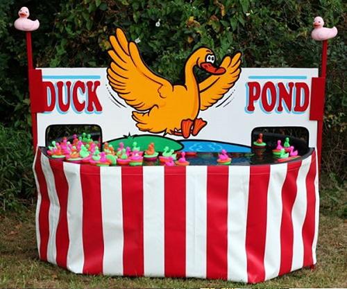 Παιχνίδια για πάρτυ Duck Pond