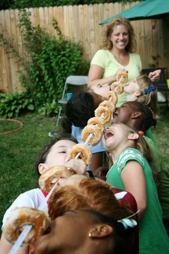 Παιχνίδια για παιδικά πάρτυ Τα γρήγορα σαγόνια