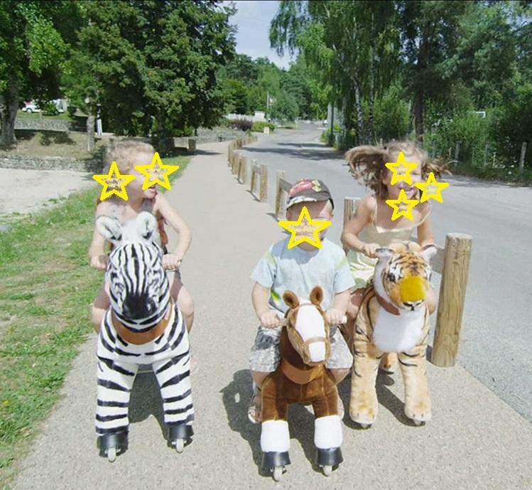 Βόλτα με αλογάκια