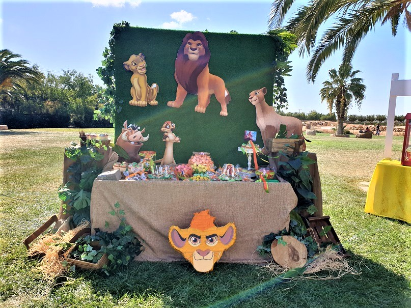 Lion King Kids Party 1