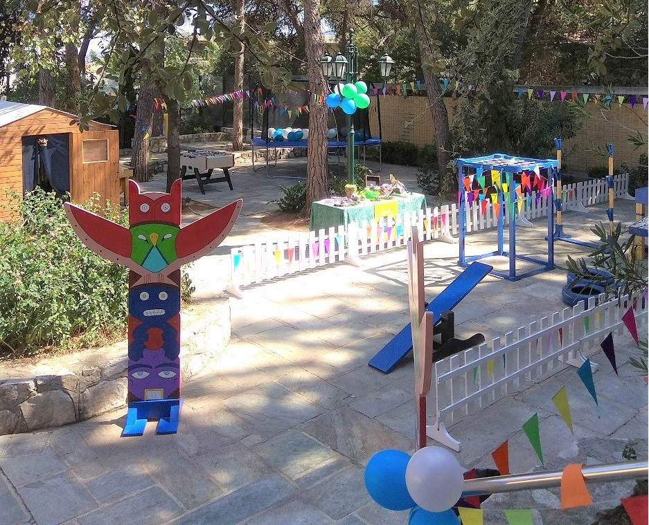 Παιδικό πάρτυ SURVIVOR στο Κολέγιο Αθηνών (αρχείο ΔΕΛΦΙΝΑΚΙΑ)