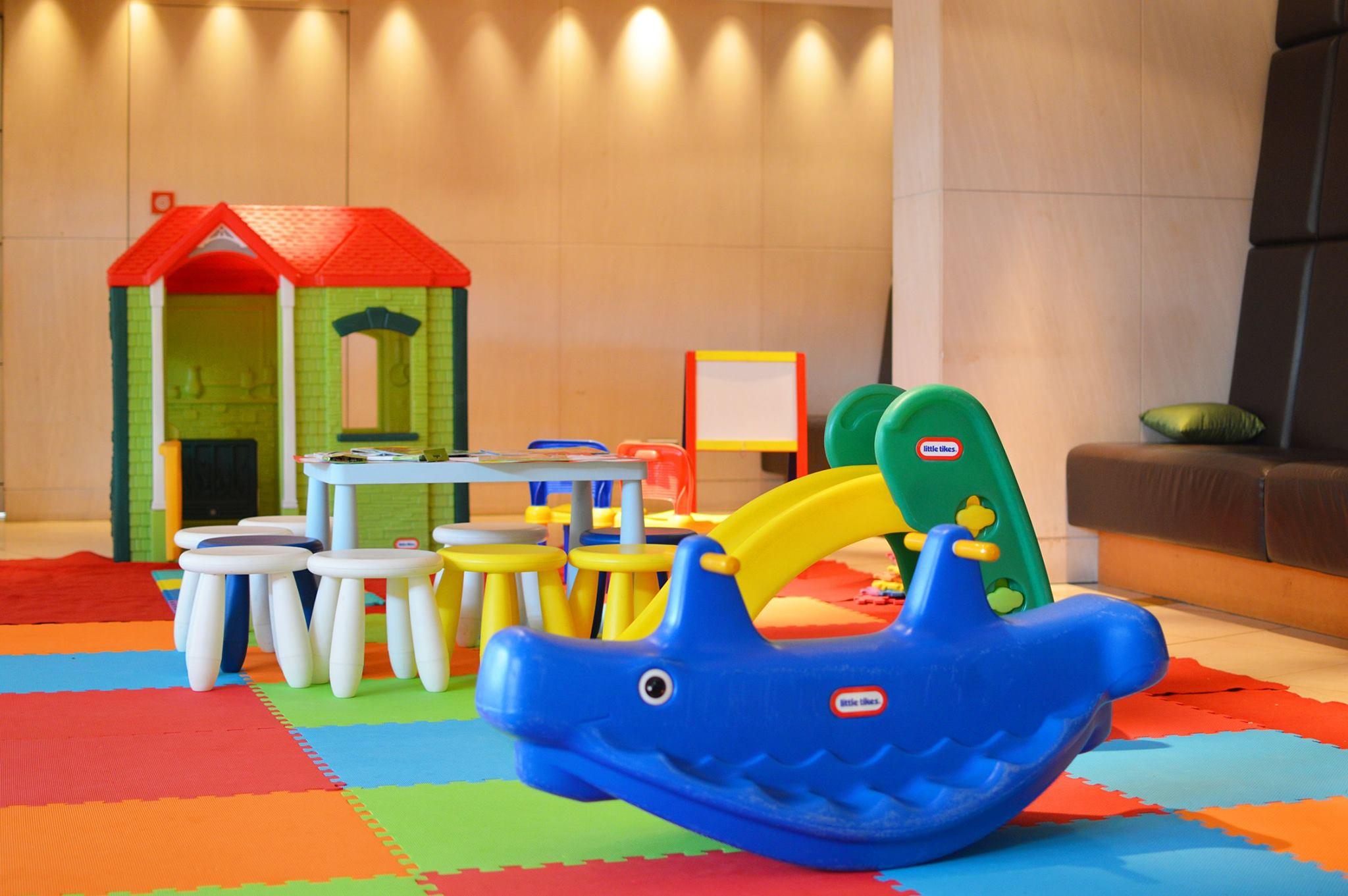 Ενοικίαση μικρού παιδότοπου για παιδικό πάρτυ