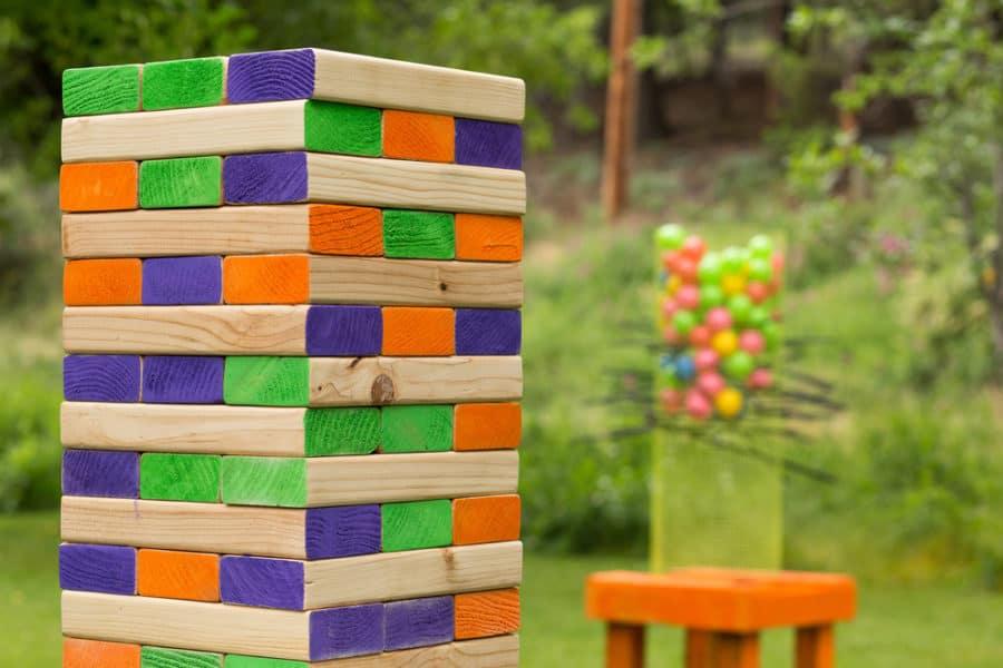 Παιχνίδια για πάρτυ : Jenga