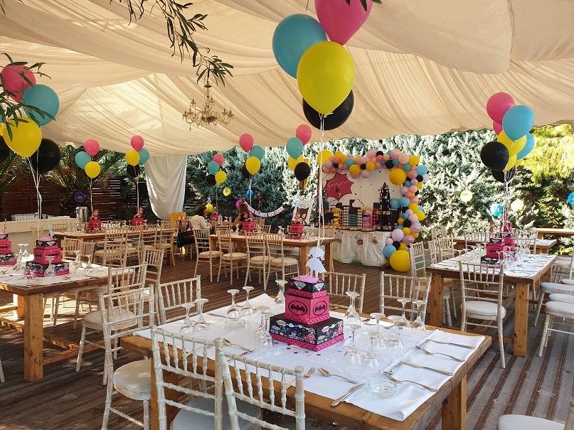 Μπαλόνια για πάρτυ : ΟΛΟΚΛΗΡΩΜΕΝΟ ΠΑΚΕΤΟ