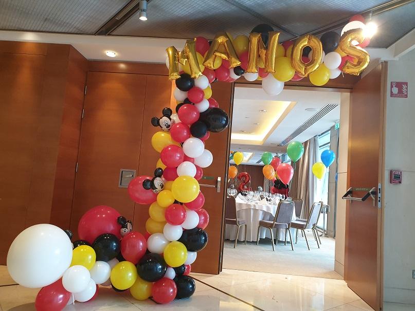 Μπαλόνια για πάρτυ : ΓΩΝΙΑ ΜΙΚΥ