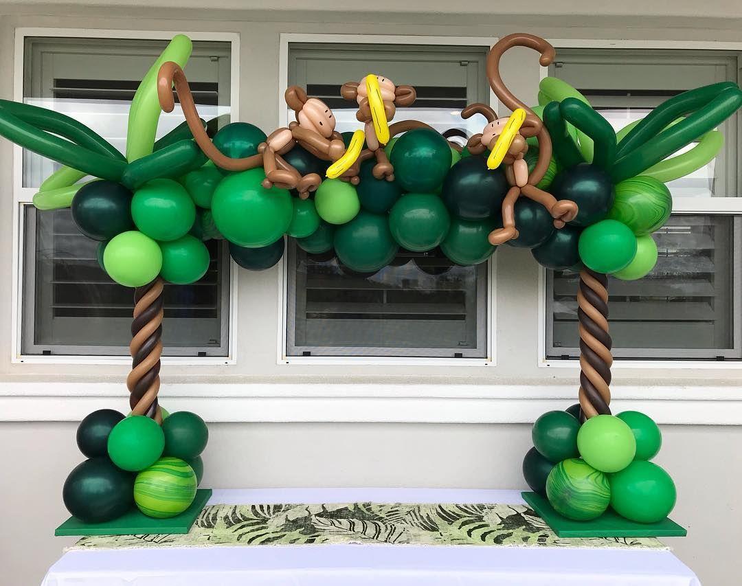 Μπαλόνια για πάρτυ : ΑΨΙΔΑ JUNGLE
