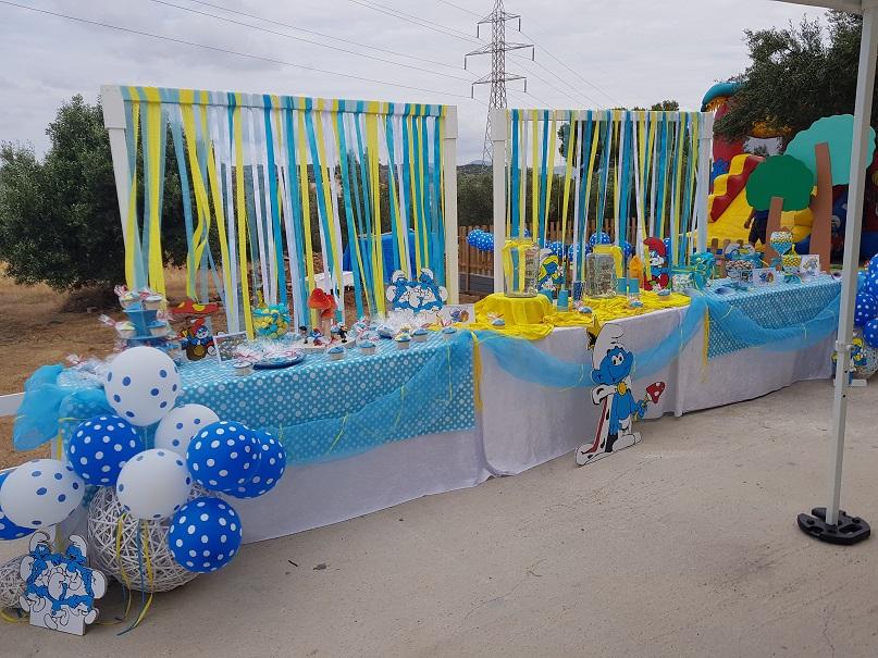 Candy Bar στην εκκλησία ή στο πάρτυ ΣΤΡΟΥΜΦ