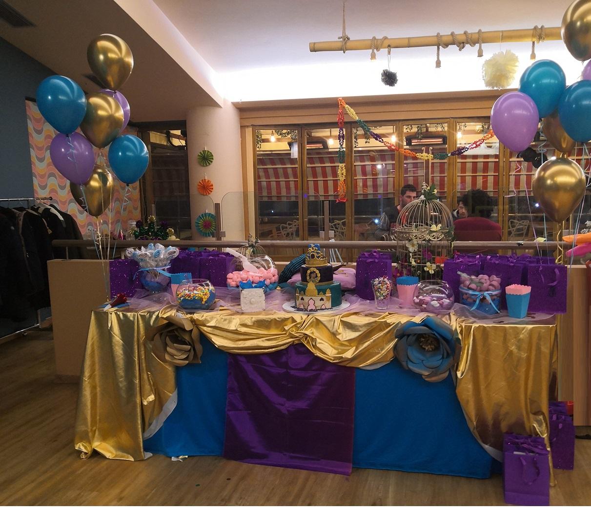 Candy Bar στην εκκλησία ή στο πάρτυ JASMIN