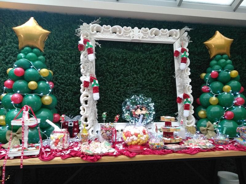 Candy bar σε Παιδικό Χριστουγεννιάτικο Πάρτυ (αρχείο ΔΕΛΦΙΝΑΚΙΑ)