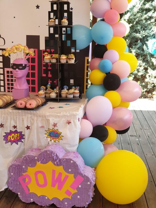 Πινιάτα POP ART για παιδικό πάρτυ