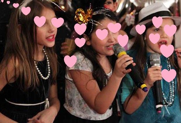 Παιδικό πάρτυ με μουσική και χορό : ΚΑΡΑΟΚΕ
