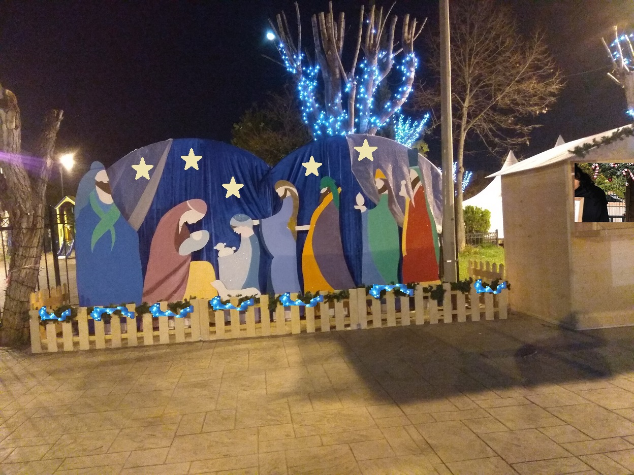 Διοργάνωση χριστουγεννιάτικου χωριού ΜΑΝΔΡΑ ΑΤΤΙΚΗΣ 2019