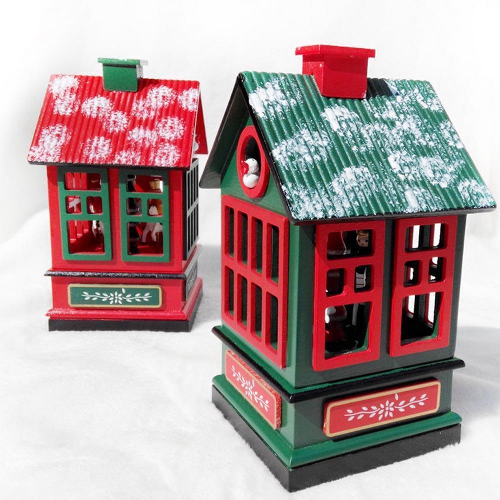 Διακοσμητικά χριστουγεννιάτικα περίπτερα