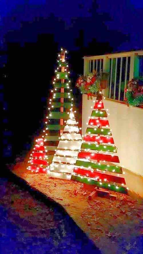 Οικολογικά χριστουγεννιάτικα δέντρα