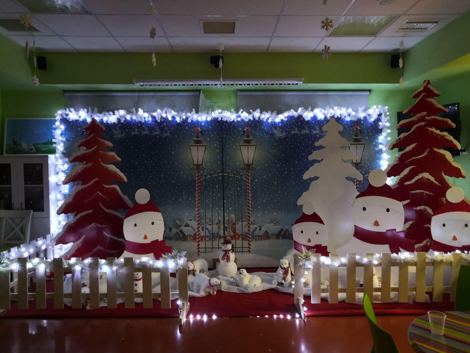Χριστουγεννιάτικος στολισμός και δράσεις ΕΛΠΙΔΑ 2019