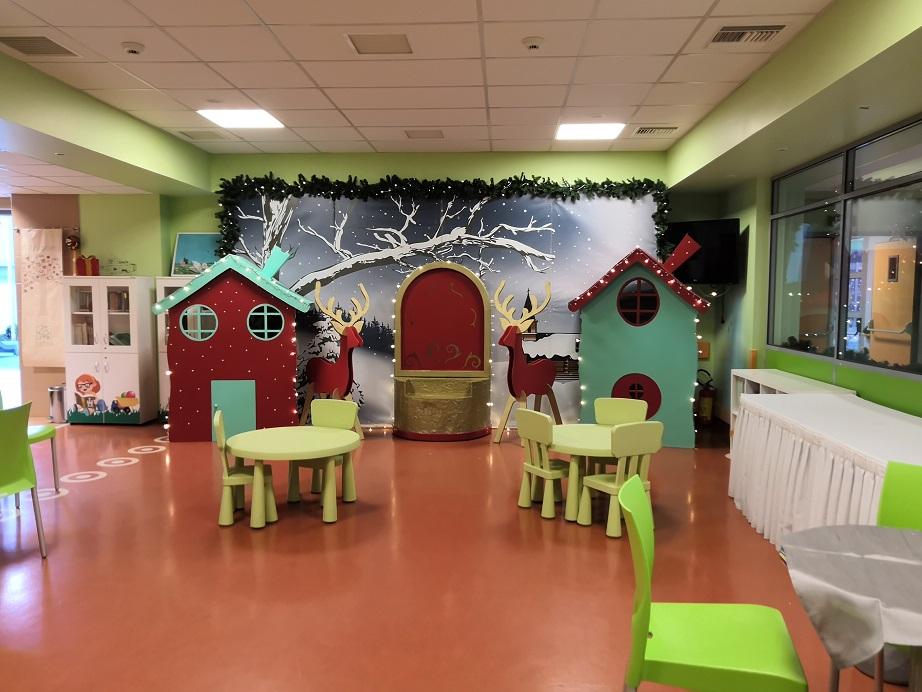 Χριστουγεννιάτικος στολισμός και δράσεις ΕΛΠΙΔΑ 2018