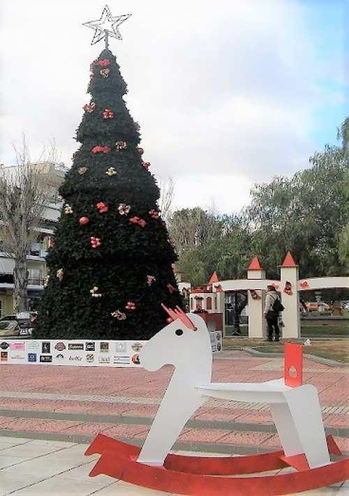 Χριστουγεννιάτικη Διακόσμηση 2