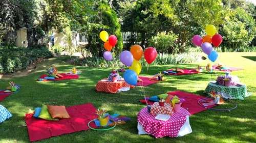 Καλοκαιρινό πάρτυ σε κήπο 3