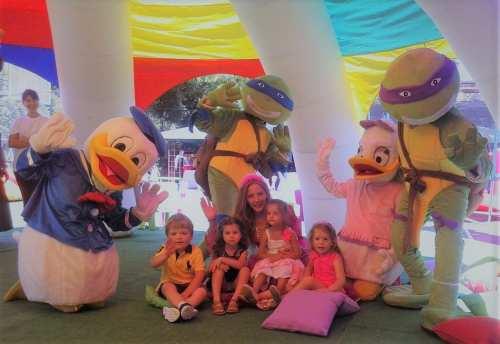 Απασχόληση παιδιών σε παιδικό πάρτυ 3