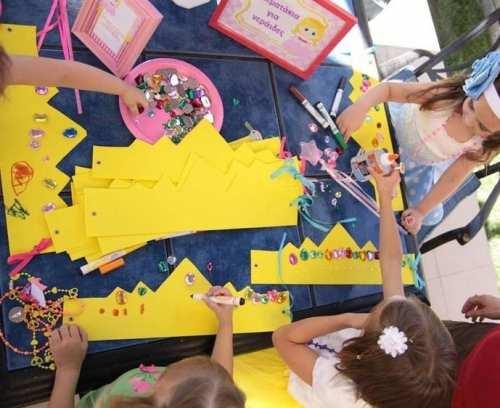 Απασχόληση παιδιών σε παιδικό πάρτυ 8