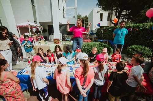 Παιδικά πάρτυ με θέμα ΤΗΛΕΟΡΑΣΗ