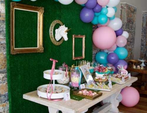 Παιδικά πάρτυ με θέμα ΠΡΙΓΚΙΠΙΣΣΕΣ και ΝΕΡΑΙΔΕΣ