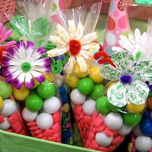 GIVEAWAYS ΓΙΑ ΠΑΙΔΙΚΟ ΠΑΡΤΥ : Συσκευασίες με ζαχαρωτά