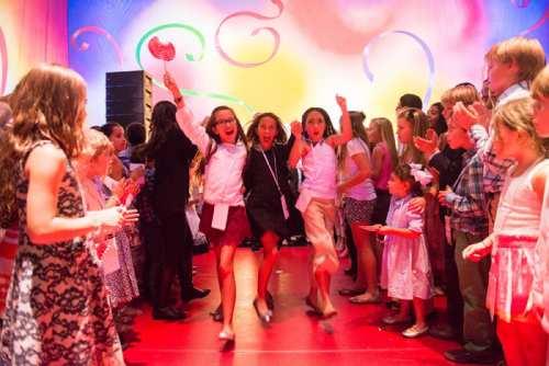 Παιδικά πάρτυ με ΜΟΥΣΙΚΗ και ΧΟΡΟ