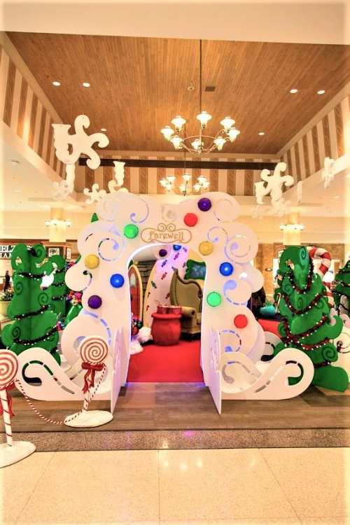 Χριστουγεννιάτικες Αψίδες
