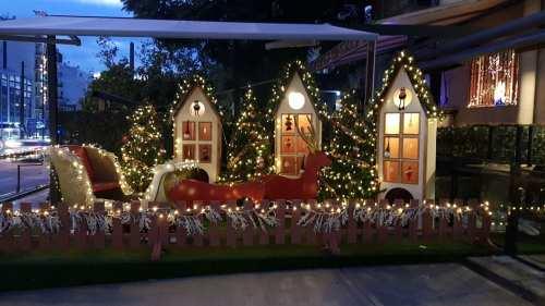 Χριστουγεννιάτικα χωριά, χριστουγεννιάτικα events, χριστουγεννιάτικα πάρτυ 31