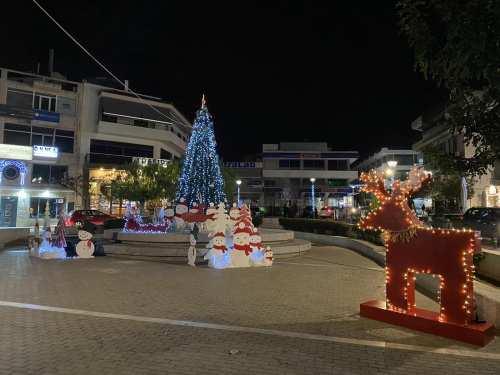 Χριστουγεννιάτικα χωριά, χριστουγεννιάτικα events, χριστουγεννιάτικα πάρτυ 19