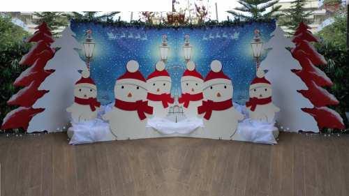 Χριστουγεννιάτικα χωριά, χριστουγεννιάτικα events, χριστουγεννιάτικα πάρτυ 15