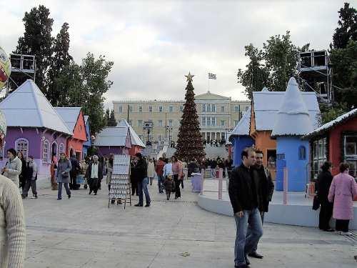 Χριστουγεννιάτικα χωριά, χριστουγεννιάτικα events, χριστουγεννιάτικα πάρτυ 70