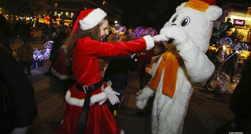 Χριστουγεννιάτικα χωριά, χριστουγεννιάτικα events, χριστουγεννιάτικα πάρτυ 5