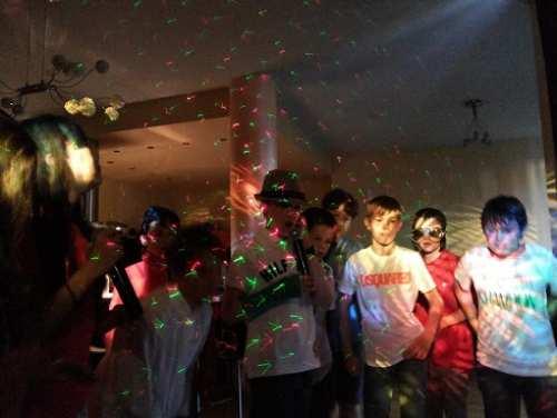 Εφηβικά Πάρτυ
