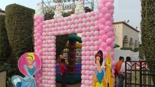 Μπαλόνια για εμπορικά κέντρα και καταστήματα