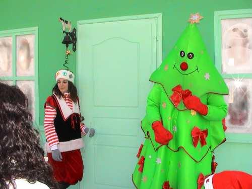 Μασκότ Χριστουγεννιάτικες