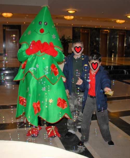 Χριστουγεννιάτικες παιδικές εταιρικές εκδηλώσεις