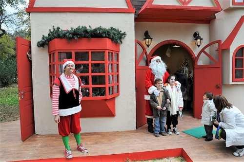 Διοργάνωση Χριστουγεννιάτικου Χωριού