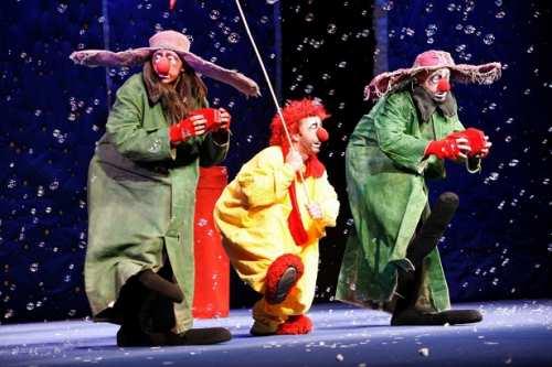 Χριστουγεννιάτικα Θεάματα, Happenings, Shows