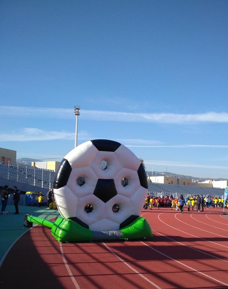Φουσκωτός Στόχος  Football Target Φ85