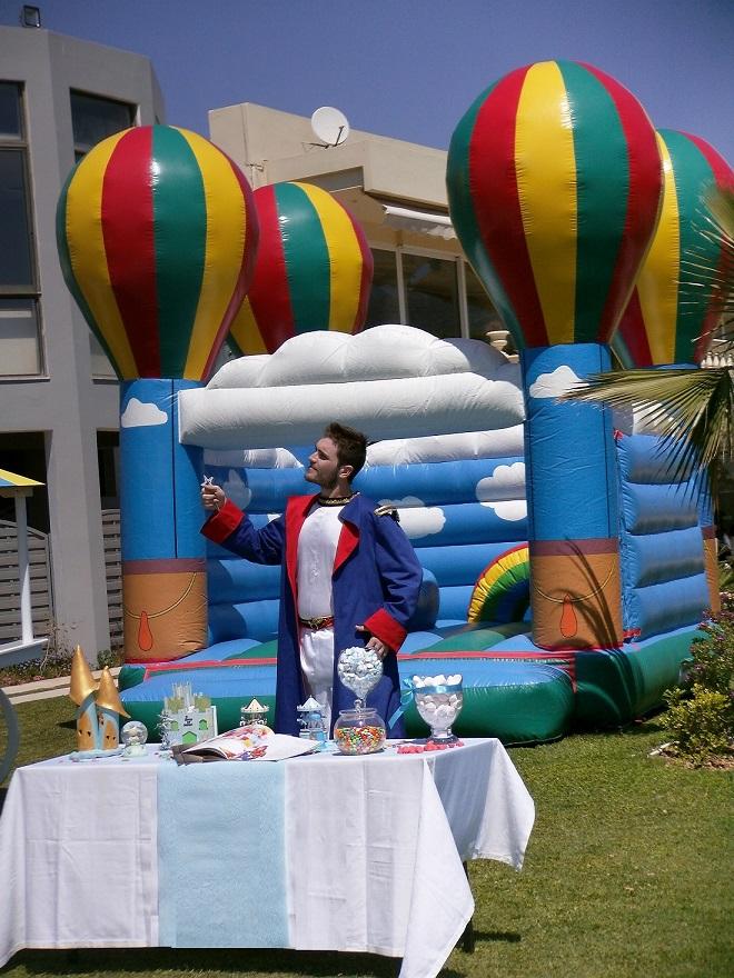 Φουσκωτό Παιχνίδι Αερόστατα Φ11