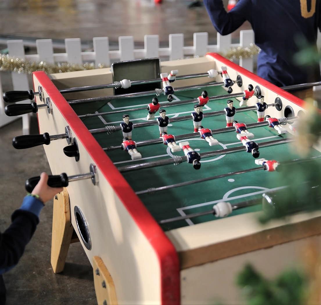 Παιχνίδια για πάρτυ : Ποδοσφαιράκι