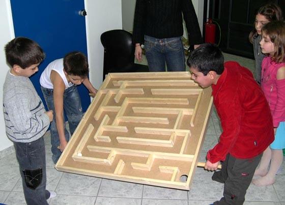 Παιχνίδι για πάρτυ Λαβύρινθος
