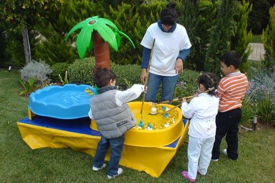 Παιχνίδια για πάρτυ Ψάρεμα Mega
