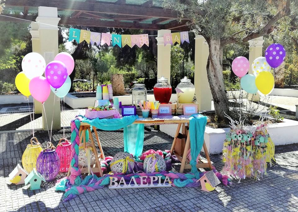 Candy bar στην εκκλησία ή στο πάρτυ FAIRYTALE