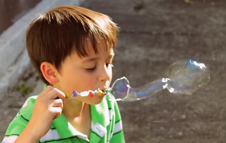 Bubbles ... bubbles ... bubbles...