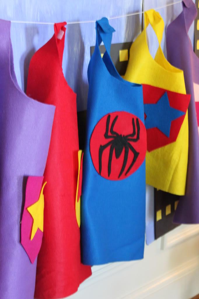 Εργαστήριο : Superheroes μπέρτες