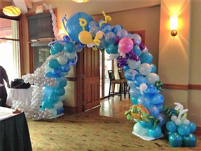 Μπαλόνια για πάρτυ : ΑΨΙΔΑ ΤΑ ΖΩΑ ΤΗΣ ΘΑΛΑΣΣΑΣ