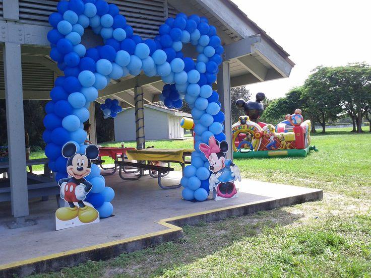 Μπαλόνια για πάρτυ : ΑΨΙΔΑ ΜΙΚΥ